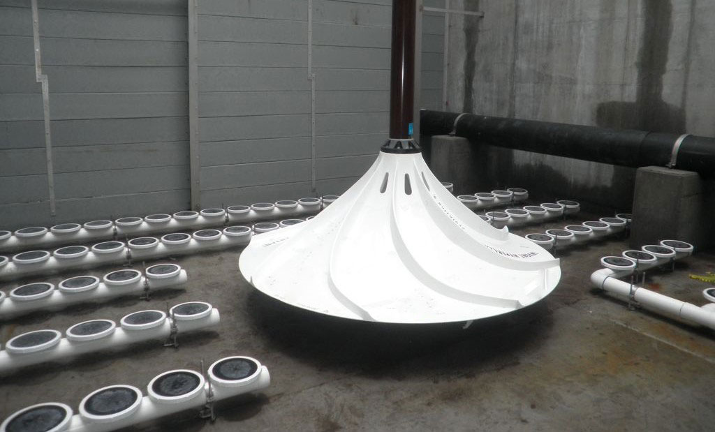 4 Parabolic Mixer