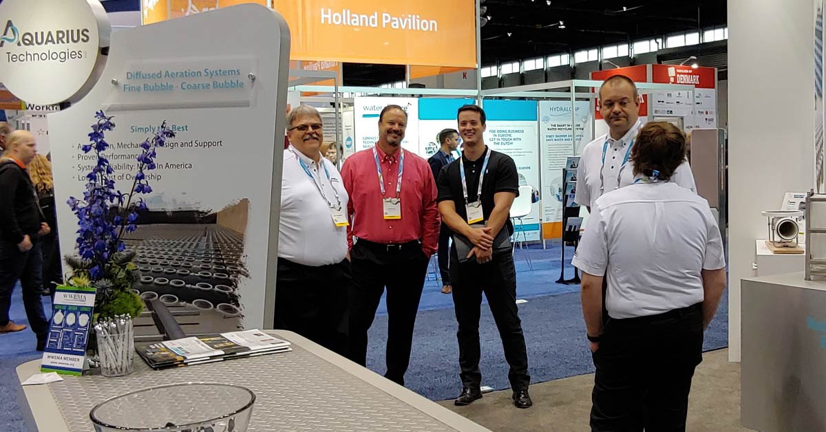 WEFTEC 2019 Review